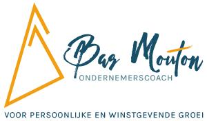Bas Mouton ondernemerscoach logo